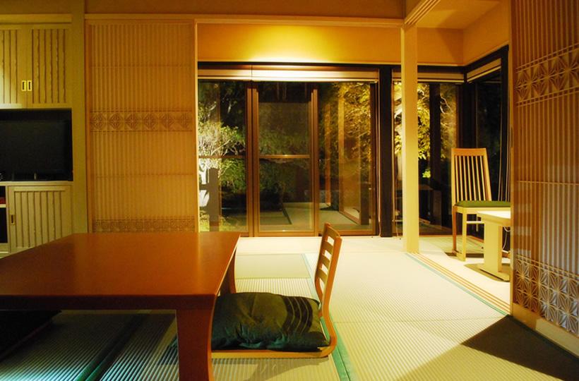 露天風呂付客室|京都大原の ...